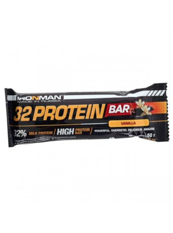 Батончик IRONMAN Protein Bar 32 50 г