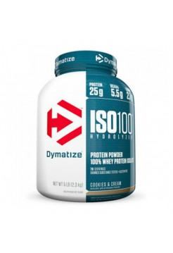 Протеин Dymatize Iso-100 2270 г