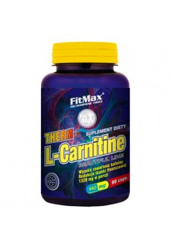 Л-Карнитин FitMax L-carnitine Therm 90 капсул