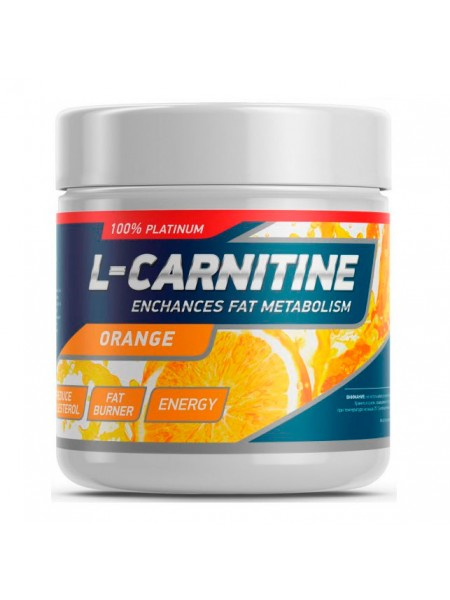 Л-Карнитин GeneticLab L-Carnitine Powder 150 г