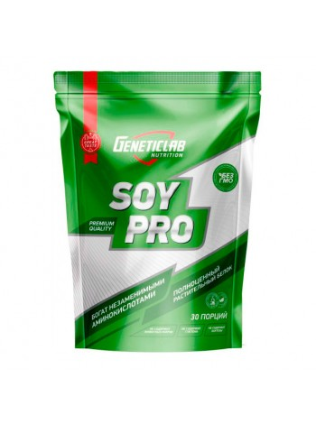 Протеин GeneticLab Soy PRO 900 г