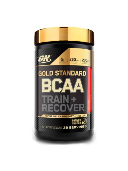 Optimum Gold Standard BCAA 280 г