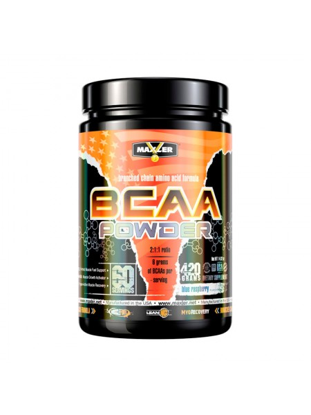 Maxler BCAA Powder 420 г
