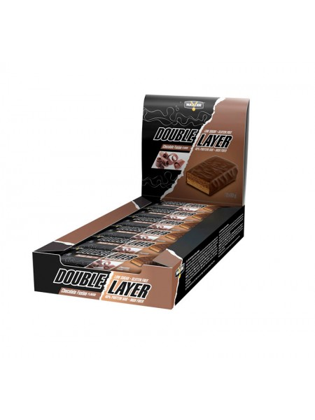 Батончик Maxler Double Layer Bar 60 г