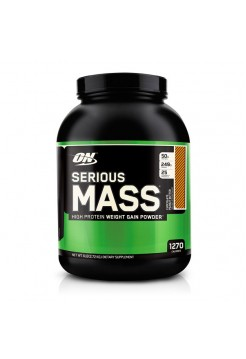 Гейнер Optimum Nutrition Serious Mass 2,7 кг