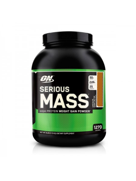 Гейнер Optimum Serious Mass 2727 г