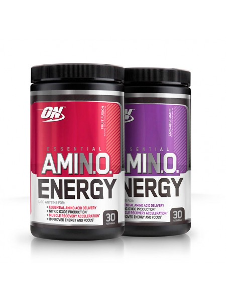 Аминокислоты Optimum Amino Energy 270 г 30 порций