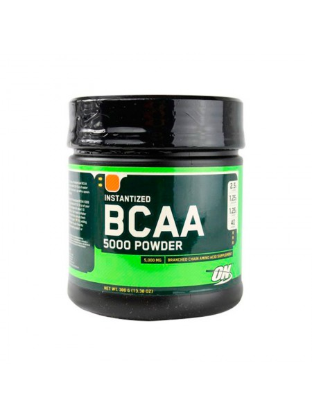Optimum BCAA 5000 Powder 380 г