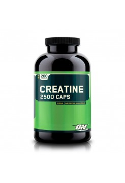 Креатин Optimum Creatine 2500 мг 200 капсул