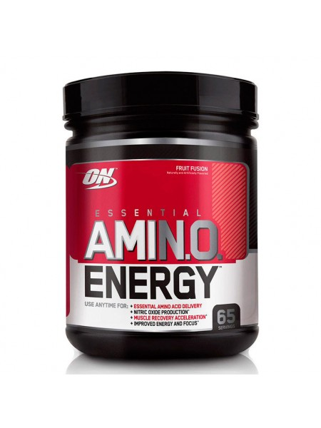 Аминокислоты Optimum Amino Energy 585 г 65 порций
