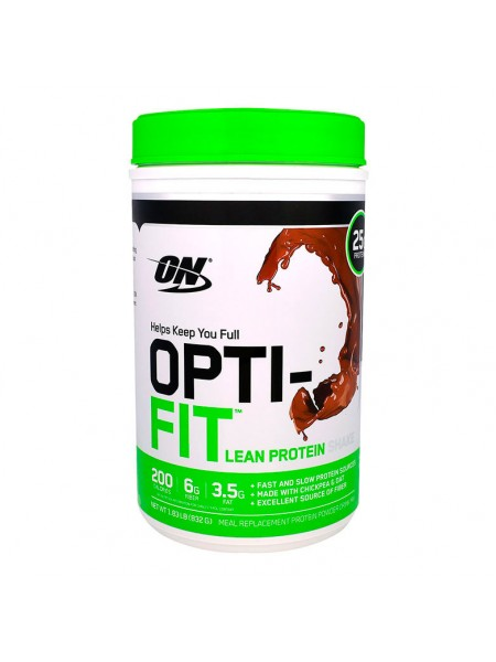 Протеин Optimum Opti-Fit Lean Protein 832 г