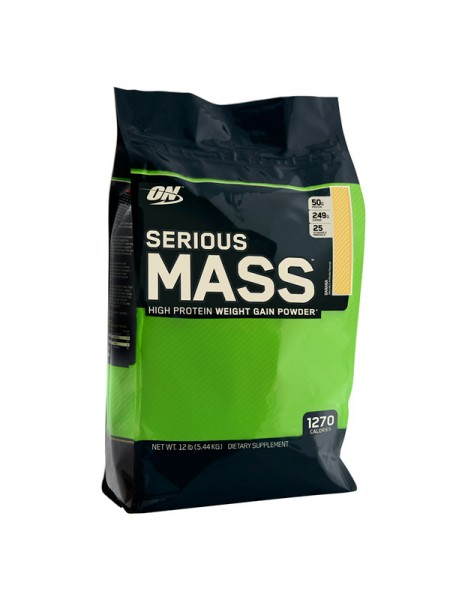 Гейнер Optimum Serious Mass 5455 г