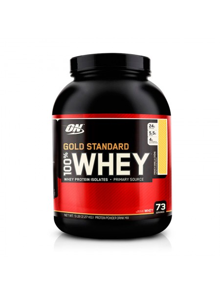 Протеин Optimum Gold Standard 100% Whey 2270 г