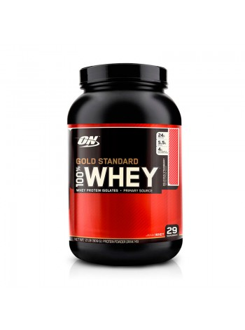 Протеин Optimum Gold Standard 100% Whey 909 г