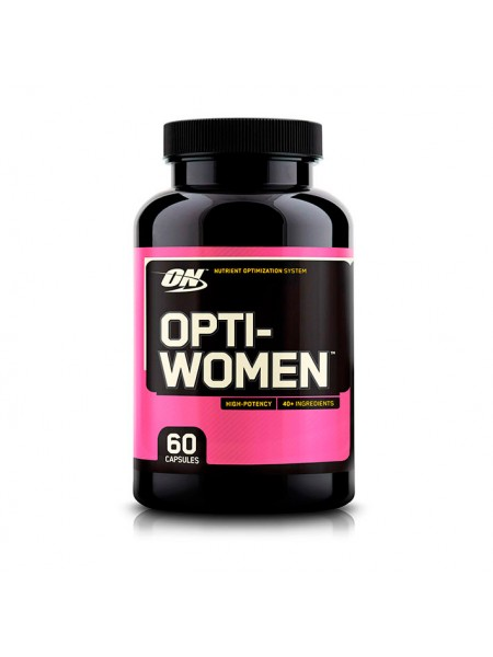 Витамины Optimum OPTI-WOMEN 60 капсул