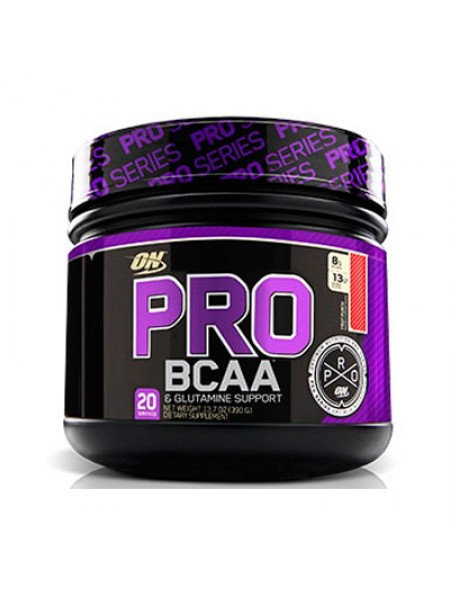 Optimum PRO BCAA & Glutamine Support 390 г