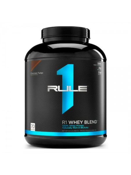 Протеин Rule 1 Whey Blend 2310 г