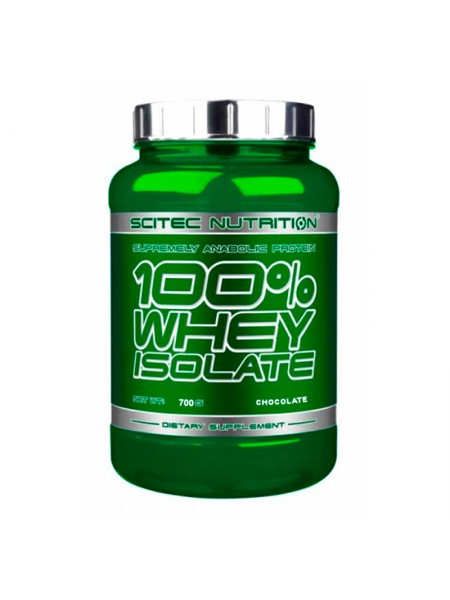 Протеин Scitec 100% Whey Isolate 700 г