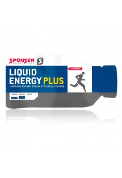 Энергетик Sponser Liquid Energy Plus 40 г