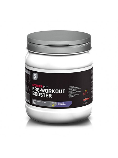 Sponser Pre-Workout Booster 450 г