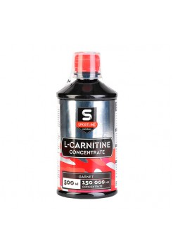Л-карнитин SportLine L-Carnitine Concentrate 500 мл