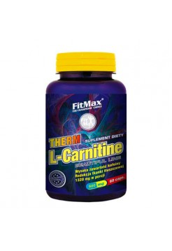 Л-Карнитин FitMax L-carnitine Therm 60 капсул
