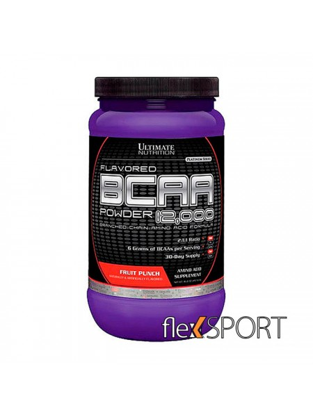 BCAA Ultimate Flavored 12,000 Powder 457 г