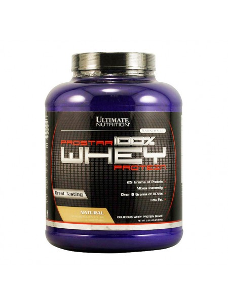 Протеин Ultimate Prostar 100% Whey Protein 2390 г