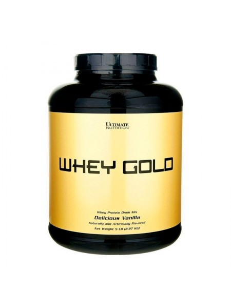 Протеин Ultimate Whey Gold 2270 г