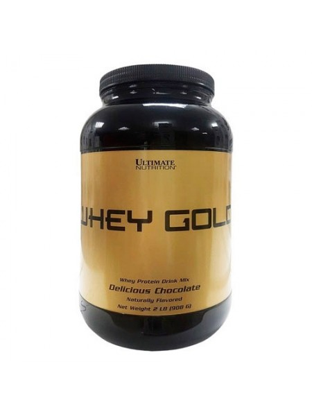 Протеин Ultimate Whey Gold 907 г