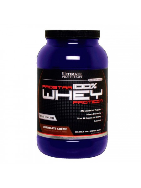 Протеин Ultimate Prostar 100% Whey Protein 907 г