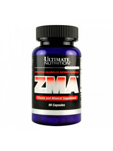 Ultimate ZMA 90 капсул