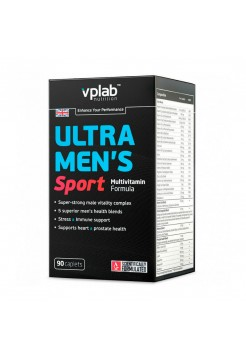 Витамины VPLab Ultra Men's Sport Multivitamin Formula 90 таблеток